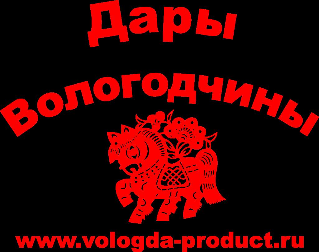 логотип компании Дары Вологодчины