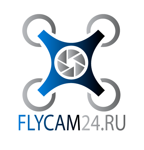 логотип компании Flycam24