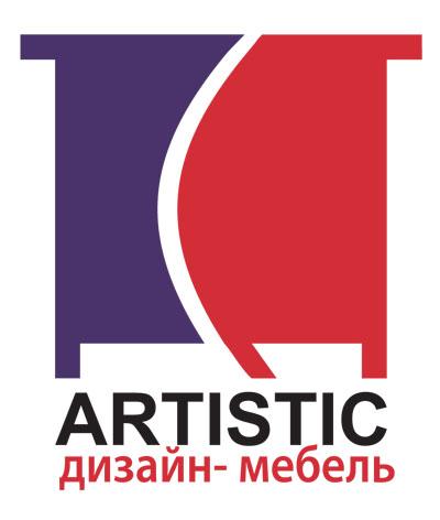 логотип компании Артистик Дизайн Мебель