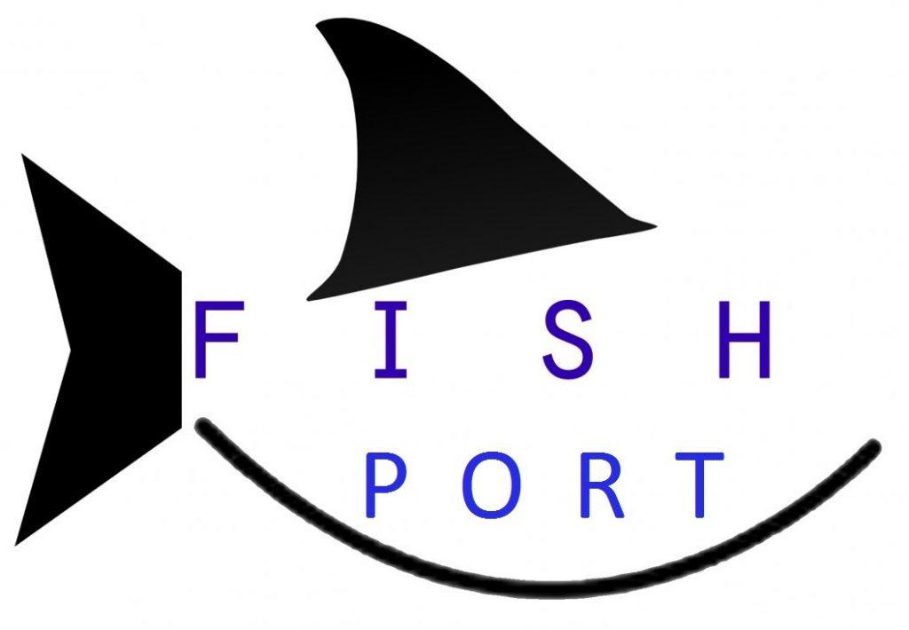 логотип компании ФИШПОРТ СПб
