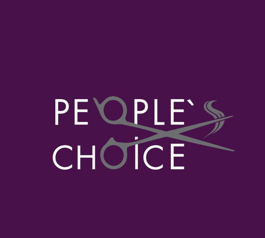 логотип компании People's Choice Студия Красоты