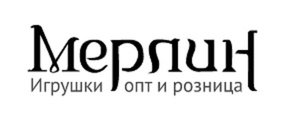 логотип компании Мерлин