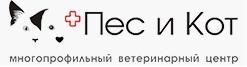 логотип компании Многопрофильный Ветеринарный Центр «Пес и Кот»