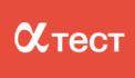 логотип компании Альфа-Тест