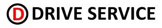 логотип компании DRIVE-SERVICE