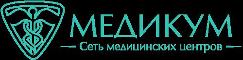 логотип компании Медикум