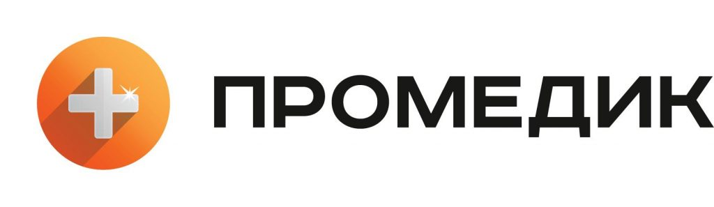 логотип компании Промедик