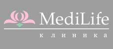 логотип компании Клиника эстетической медицины «МедиЛайф»