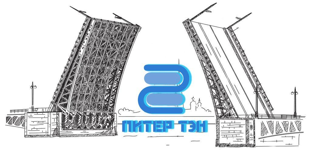 логотип компании ПитерТЭН