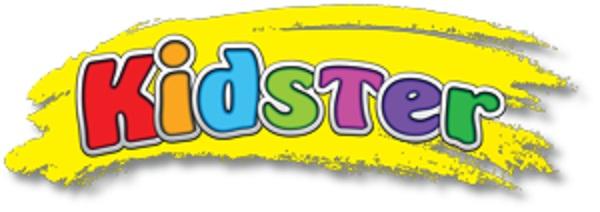 логотип компании Kidster – все для беременных и кормящих мам
