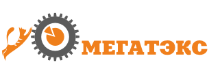 логотип компании Мегатэкс