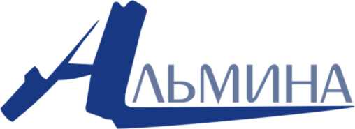 логотип компании АЛЬМИНА