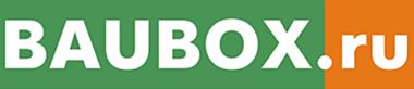 логотип компании BAUBOX – МАГАЗИН СТРОИТЕЛЬНЫХ ТОВАРОВ