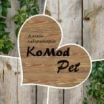 логотип компании KoMod Pet