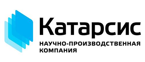 логотип компании НПК «Катарсис»