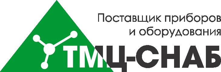 логотип компании ТМЦ-СНАБ