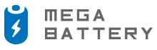 логотип компании MegaBattery