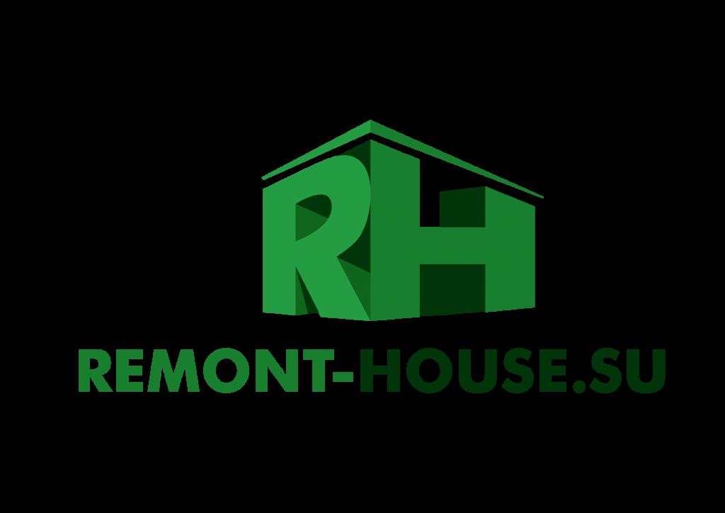 логотип компании REMONT-HOUSE