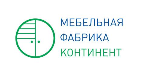 логотип компании Мебельная фабрика Континент