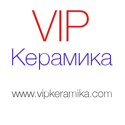 логотип компании VIP Керамика магазин керамической плитки