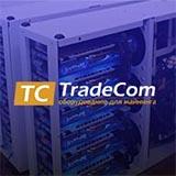 логотип компании Трейд Ком (TradeCom)