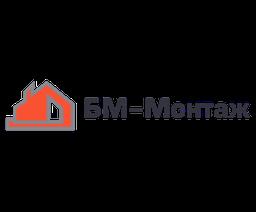 логотип компании БМ-Монтаж