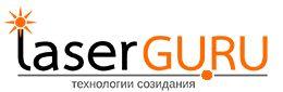 логотип компании Лазер Гуру