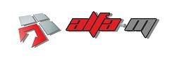 логотип компании АЛЬФА-М