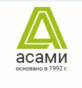 логотип компании Асами