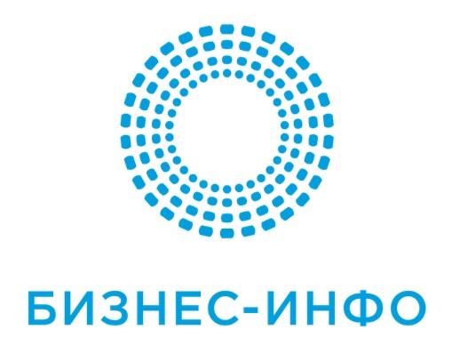 """логотип компании ООО """"Бизнес-ИНФО"""""""
