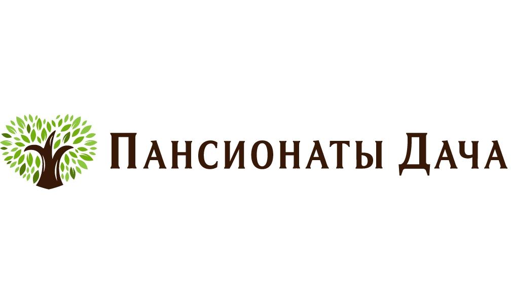 логотип компании Сеть пансионатов для пожилых «Дача»