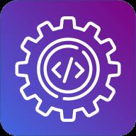 логотип компании Студия Weboved