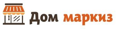логотип компании Дом Маркиз