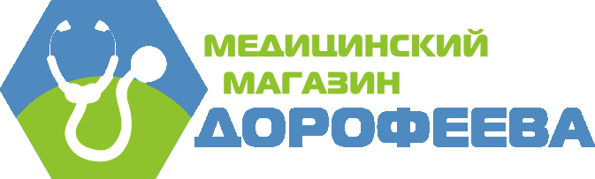 логотип компании Медицинский магазин Дорофеева