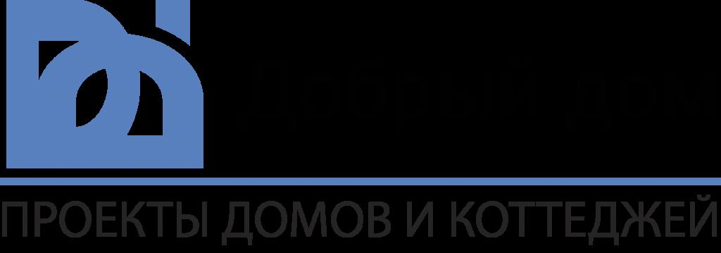 логотип компании Добрый дом