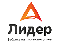 логотип компании Фабрика натяжных потолков Лидер Санкт-Петербург