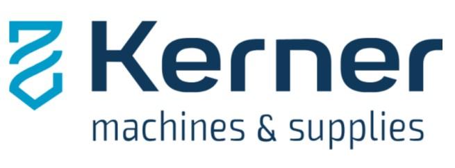 логотип компании Kerner, Оборудование для сверления и металлообработки