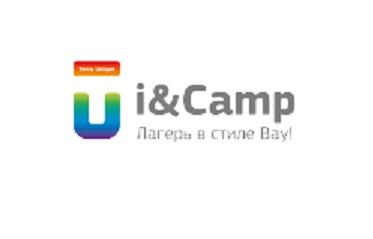 логотип компании Детский лагерь i&Camp
