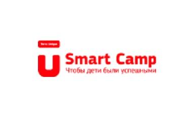 логотип компании Детский лагерь Smart Camp