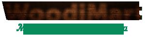 логотип компании ВудиМарт