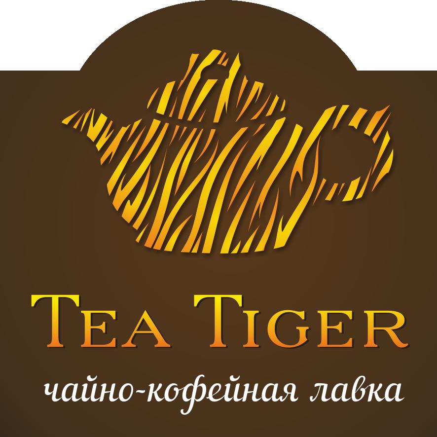 логотип компании Чайный тигр
