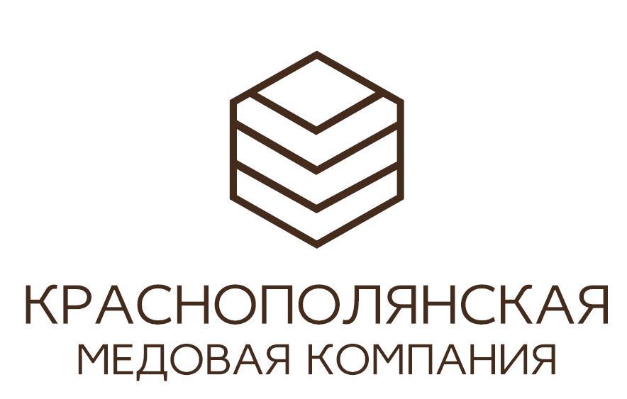 логотип компании Краснополянская Медовая Компания
