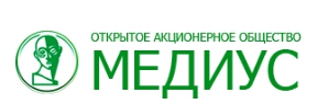 логотип компании МЕДИУС
