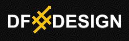 логотип компании DF-DESIGN
