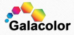 логотип компании Галаколор – Производство и продажа лакокрасочных материалов