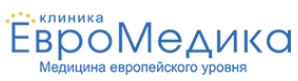 логотип компании Евромедика