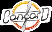 логотип компании Concord-Media