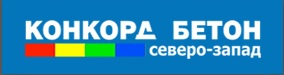 логотип компании Конкорд бетон Северо-Запад