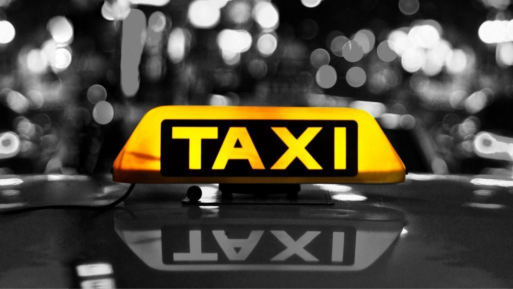 логотип компании TaxiSPBorg