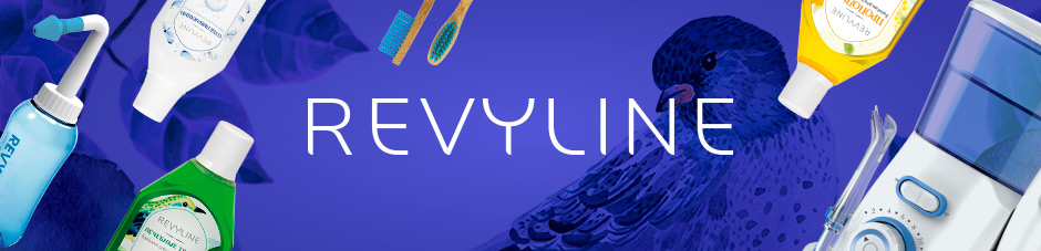 логотип компании Ревилайн СПБ